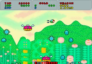 Fantasy Zone Arcade 009