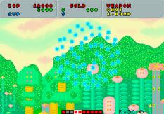 Fantasy Zone Arcade 010