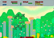 Fantasy Zone Arcade 011