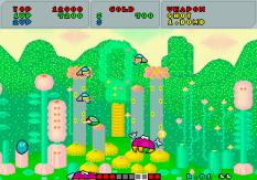 Fantasy Zone Arcade 022