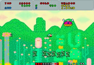 Fantasy Zone Arcade 023