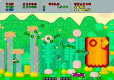 Fantasy Zone Arcade 032