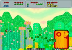 Fantasy Zone Arcade 033