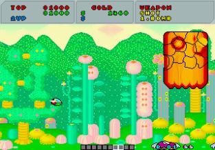 Fantasy Zone Arcade 034