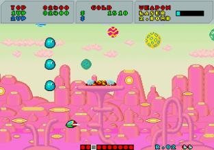 Fantasy Zone Arcade 042