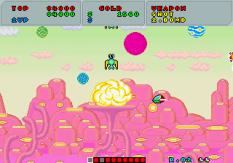 Fantasy Zone Arcade 044