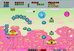 Fantasy Zone Arcade 053