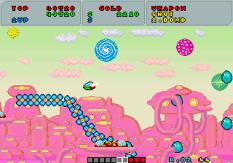 Fantasy Zone Arcade 054