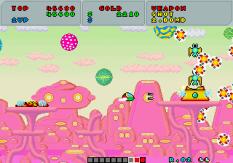 Fantasy Zone Arcade 055