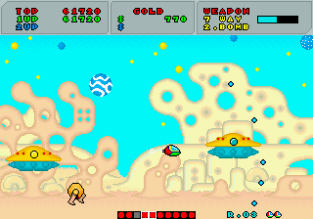 Fantasy Zone Arcade 067