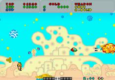 Fantasy Zone Arcade 087