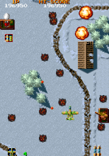 Fighting Hawk Arcade 85