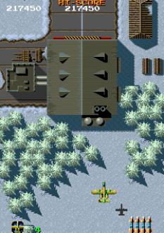 Fighting Hawk Arcade 92
