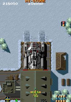 Fighting Hawk Arcade 93