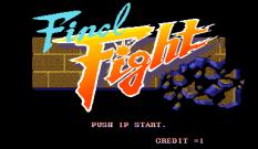 Final Fight Arcade 005