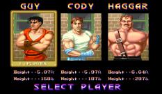 Final Fight Arcade 006