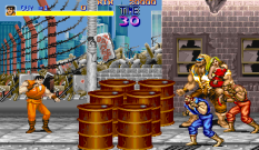Final Fight Arcade 007