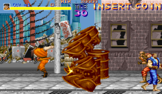Final Fight Arcade 008