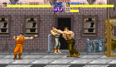 Final Fight Arcade 009