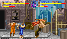 Final Fight Arcade 013