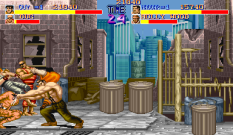 Final Fight Arcade 015