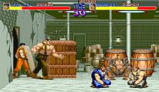 Final Fight Arcade 016