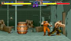 Final Fight Arcade 020
