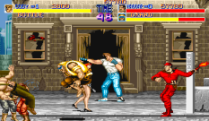 Final Fight Arcade 028