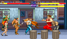 Final Fight Arcade 039