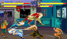 Final Fight Arcade 059