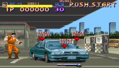 Final Fight Arcade 075
