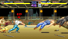 Final Fight Arcade 097