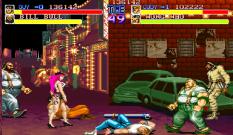 Final Fight Arcade 101