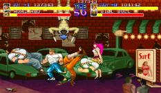 Final Fight Arcade 102