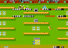 Flicky Arcade 10