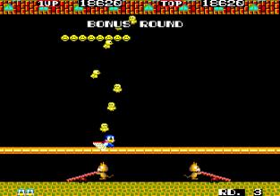 Flicky Arcade 20