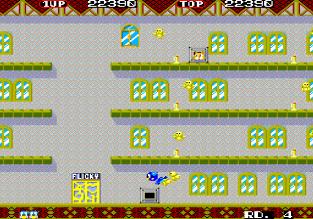 Flicky Arcade 23
