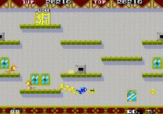 Flicky Arcade 32