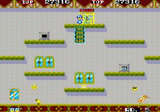 Flicky Arcade 34
