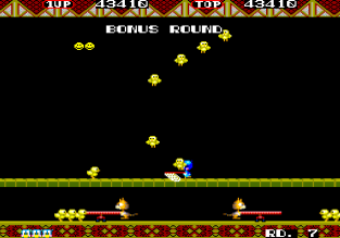 Flicky Arcade 45