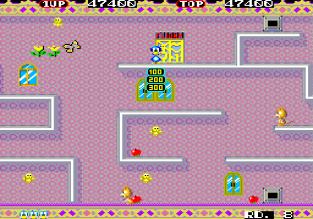 Flicky Arcade 53