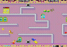 Flicky Arcade 54