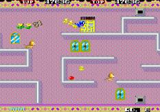 Flicky Arcade 55