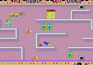 Flicky Arcade 56
