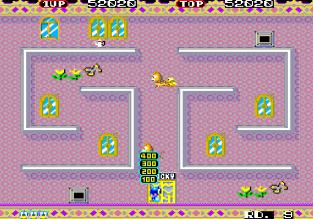Flicky Arcade 64