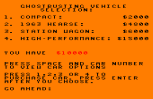 Ghostbusters Amstrad CPC 02