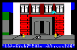 Ghostbusters Amstrad CPC 07