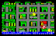 Ghostbusters Amstrad CPC 11