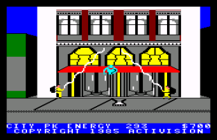 Ghostbusters Amstrad CPC 12