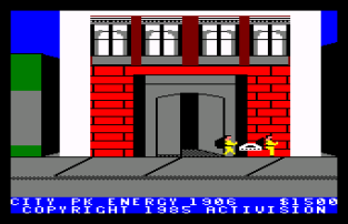 Ghostbusters Amstrad CPC 20